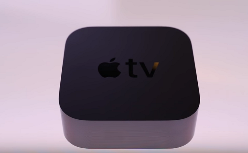 apple tv обзор
